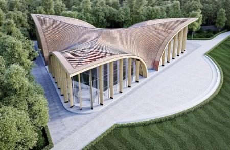 Grandi strutture legno